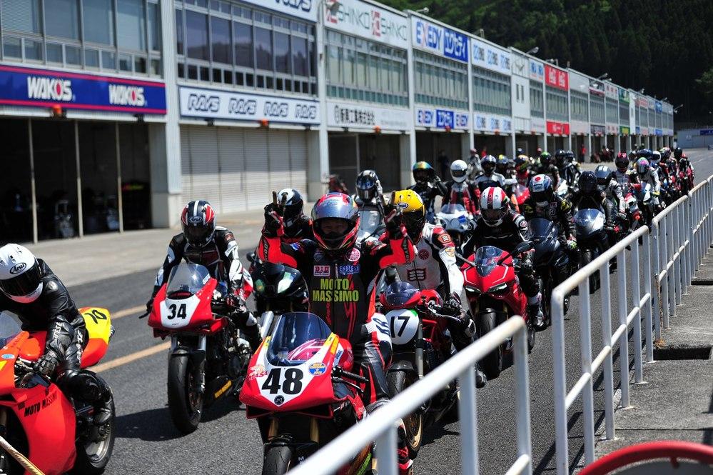 バイクでスポーツしよう!