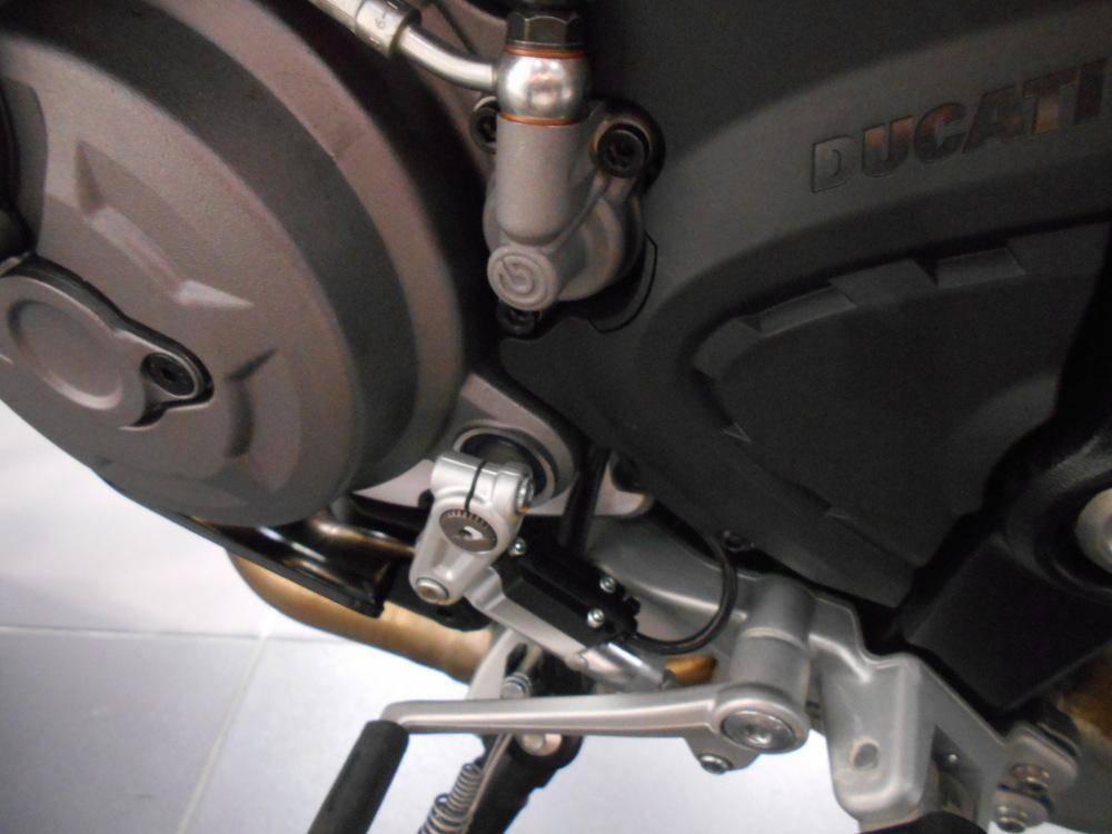 さらに使い勝手よく、美しく MULTISTRADA950S