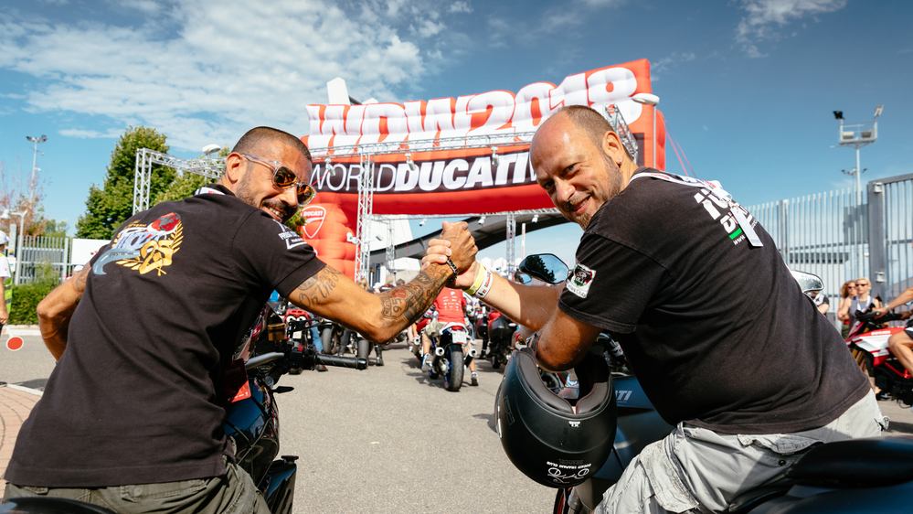 for Ducatista around the world.