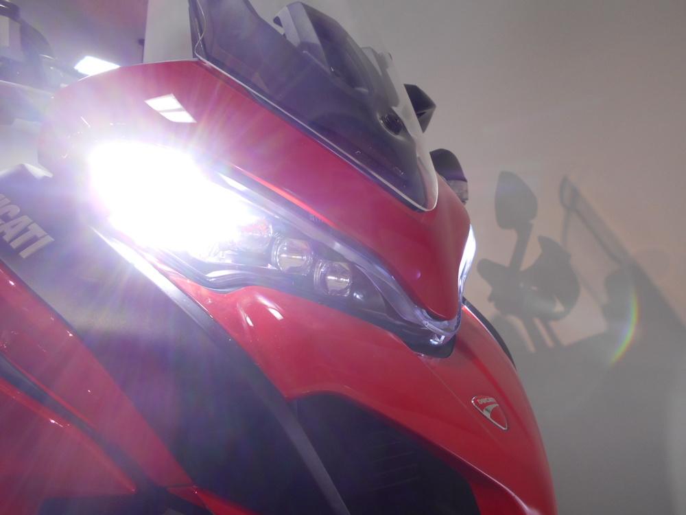 【ディライト特選中古車】MULTISTRADA1200S