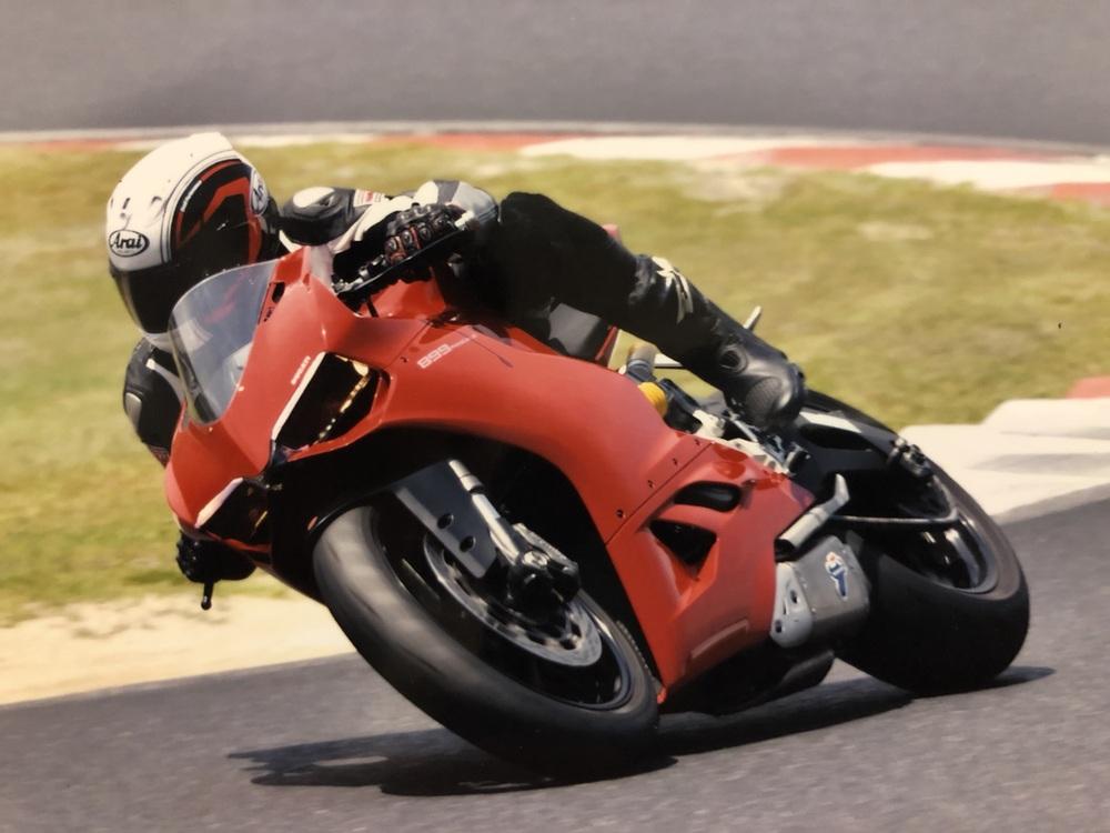 また、バイクが好きになった。