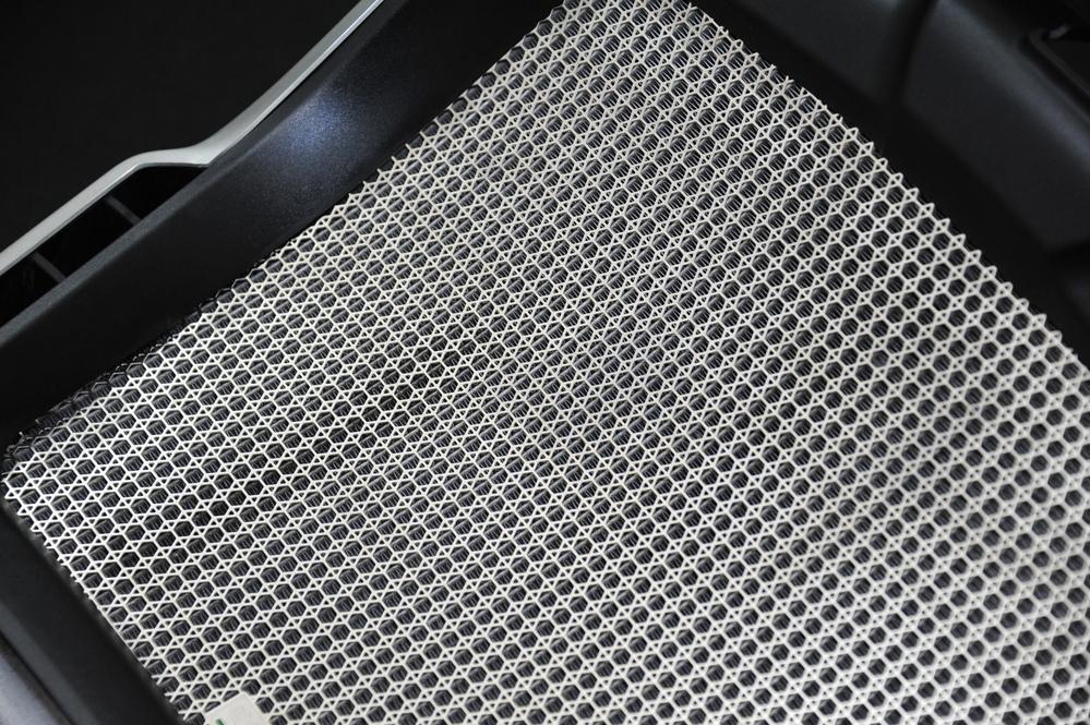 【新製品】XDIAVEL用ラジエーターコアガード