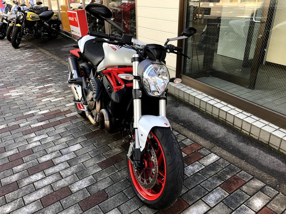 【ディライト特選中古車】MONSTER821