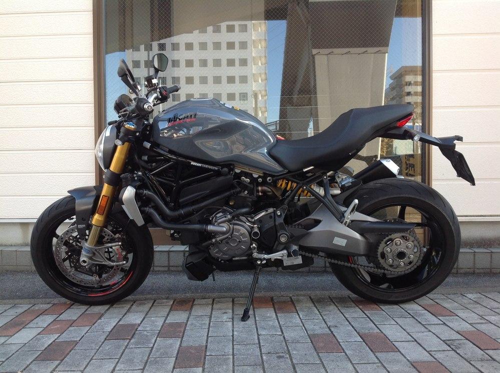 【ディライト特選中古車】MONSTER1200S
