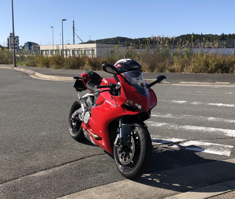 みなぎるバイク愛。