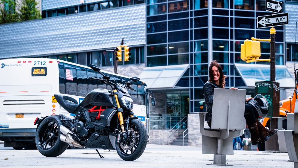 DIAVEL in New York.