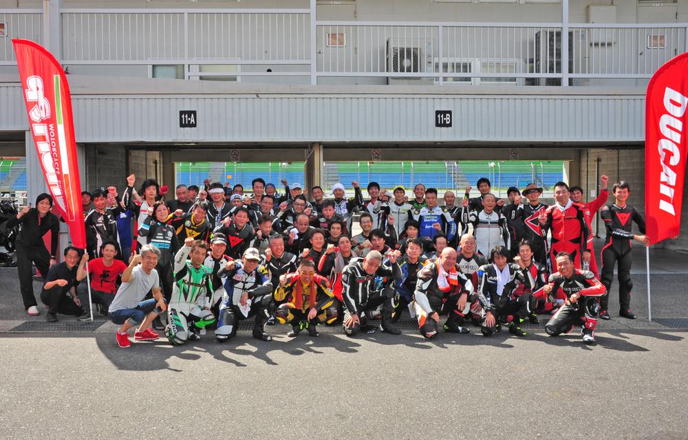 岡山国際サーキット走行会「フォトショットランニング」受付開始!