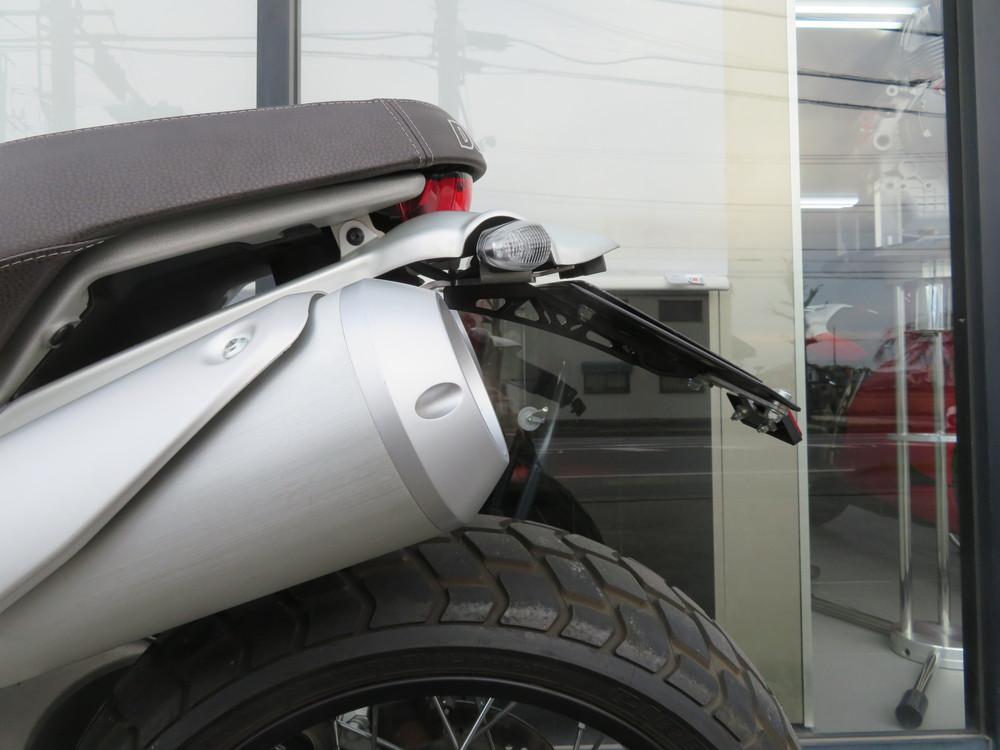 【ディライト特選中古車】スクランブラー1100スペシャル