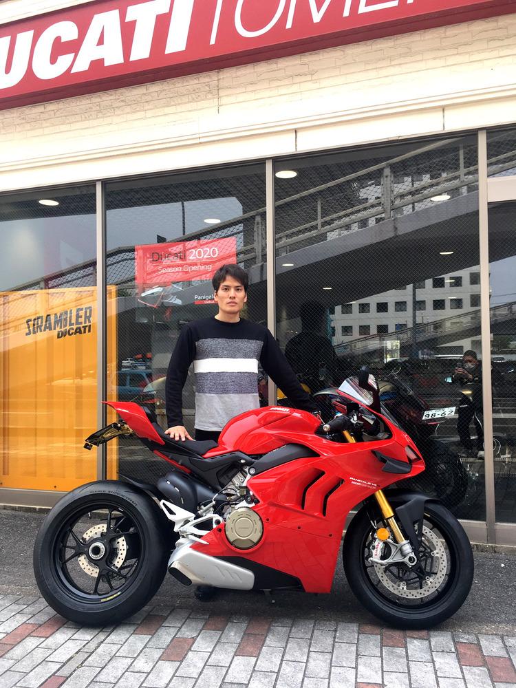 千葉 セントラル ドゥカティ 平嶋夏海の「つま先メモリアル」(第4回:Ducati モンスター797)