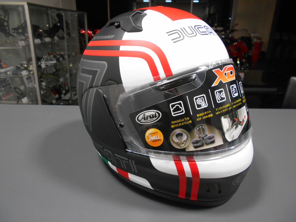 Ducati 77 フルフェイス ヘルメット