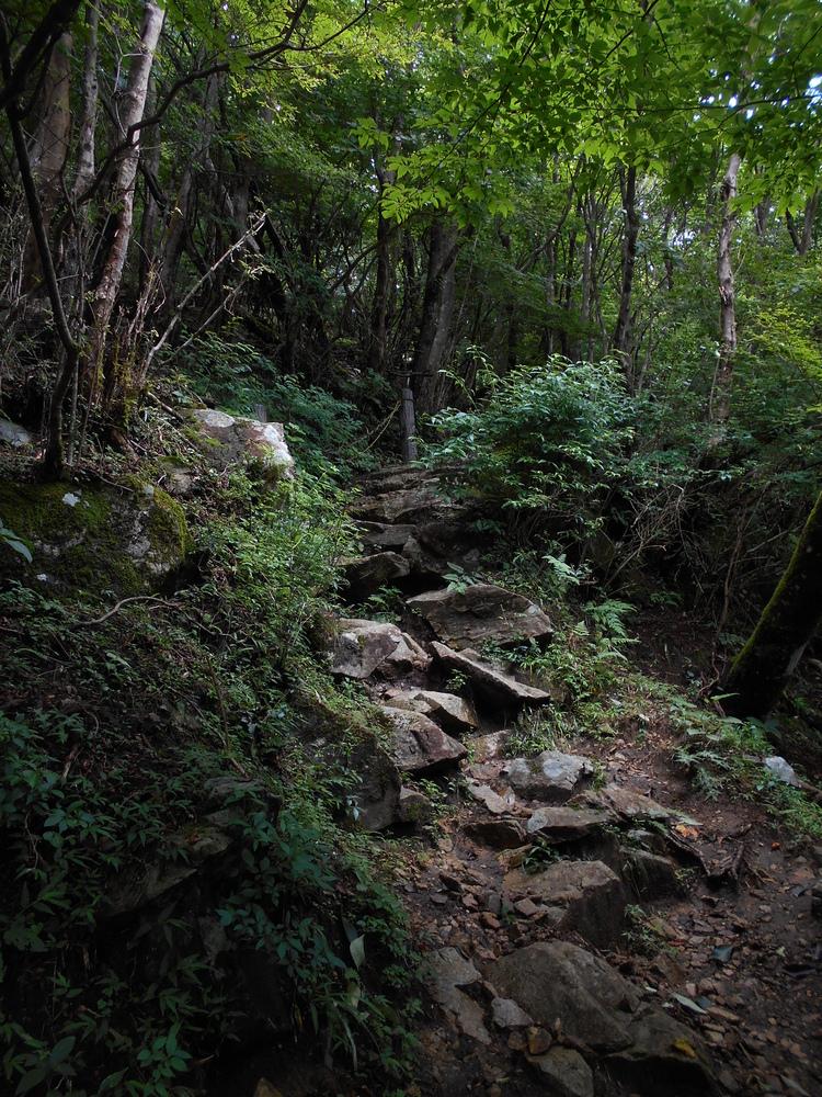 ソロツーリング【高見山登山】(2)