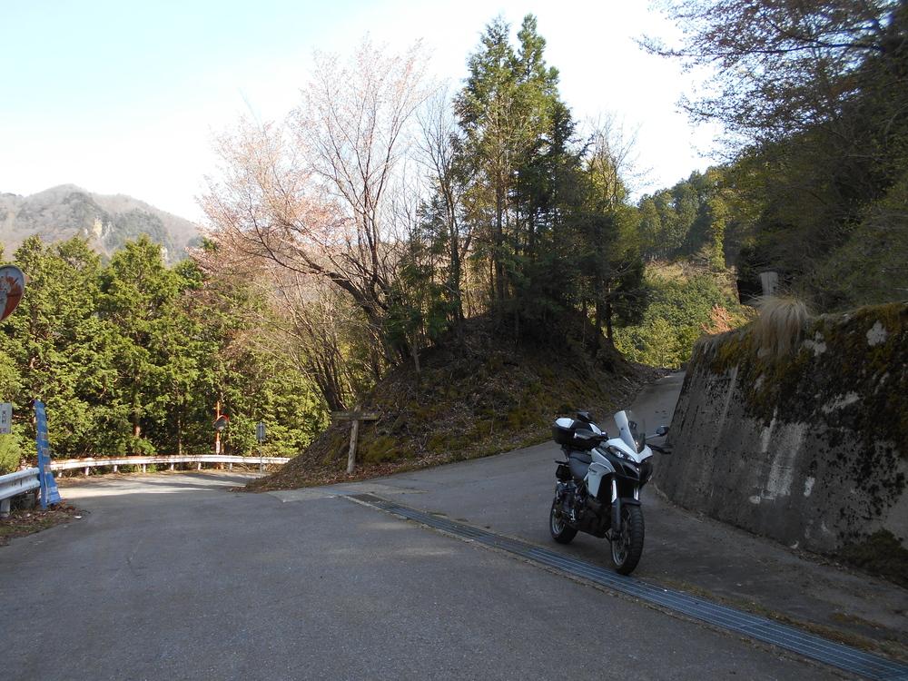 ソロツーリング【林道吉野大峯線と近鉄の鉄橋】