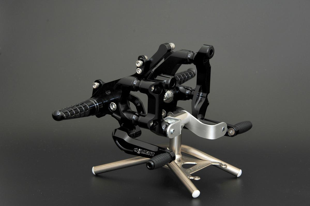 4ポジション ステップキット ブラック PANIGALE1299/959