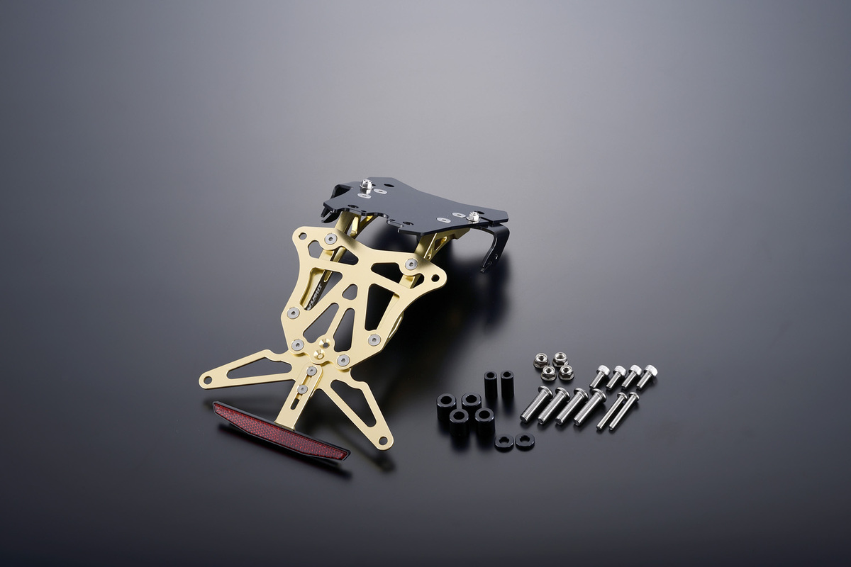フェンダーレスキット ゴールド 18~M821/17~M1200/17~M1200S/M797