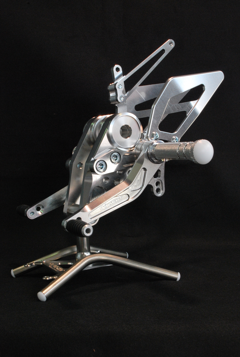 4ポジションステップキット シルバー M1100