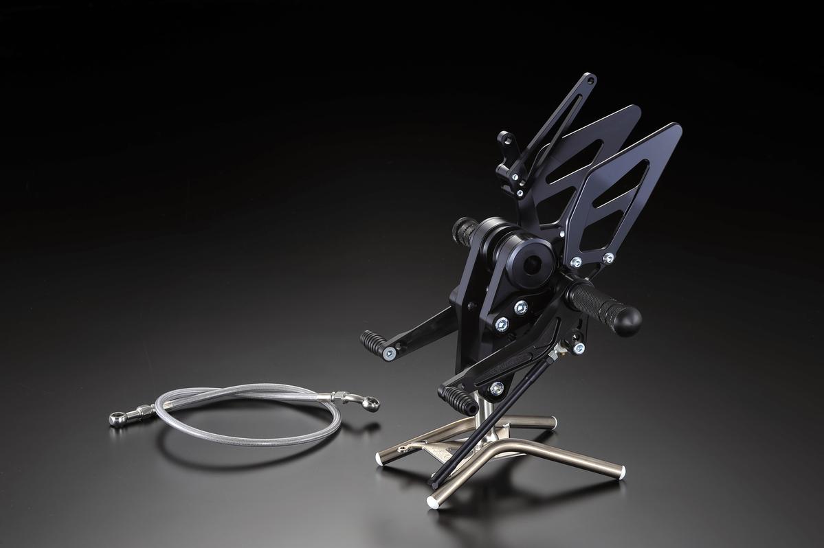 4ポジションステップキット ブラック M1100