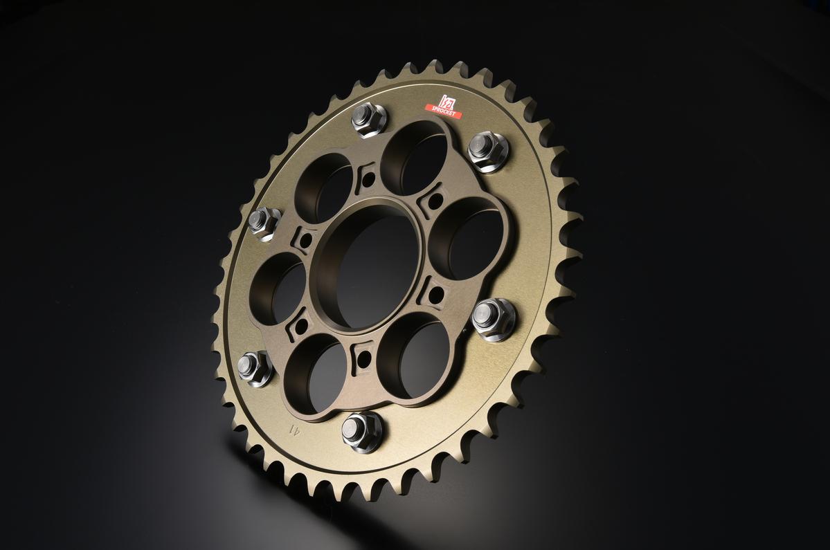 スプロケットDEP185用520サイズ PANIGALE